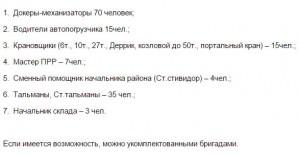 Открытые вакансии на сезонные работы Сила Сибири
